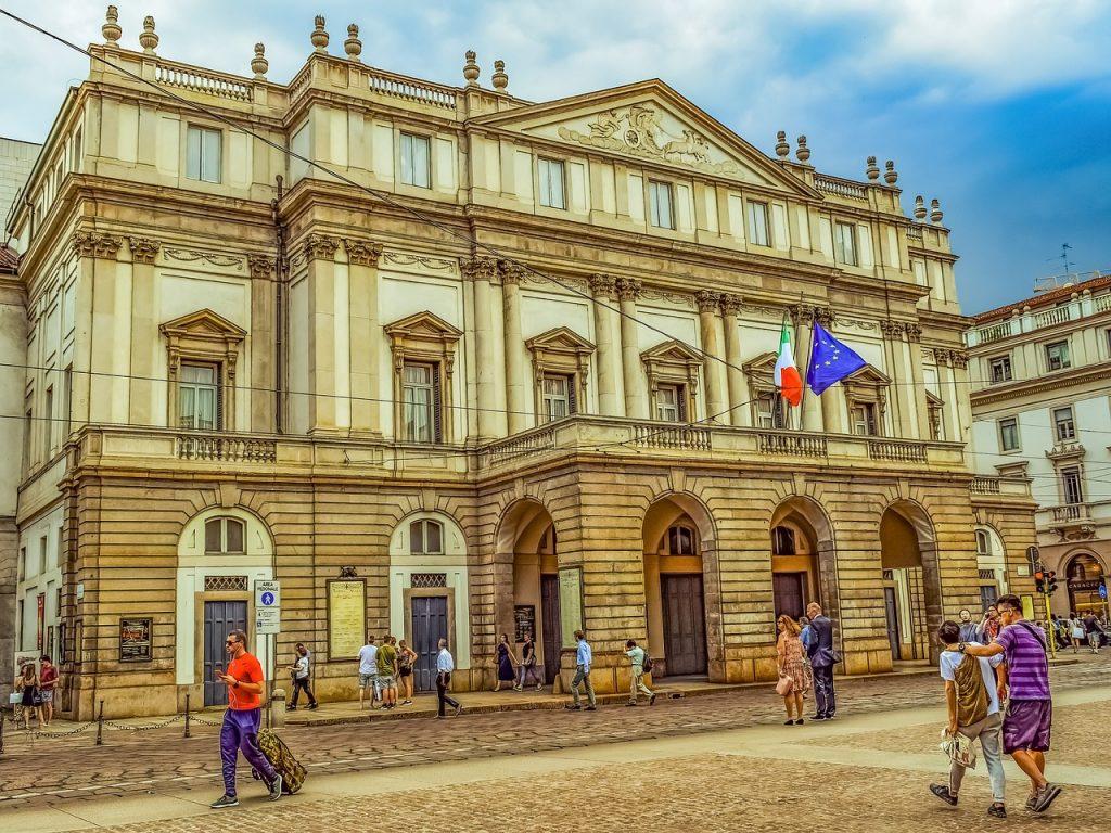 Programma della stagione 2018 - 2019 del Teatro alla Scala di Milano